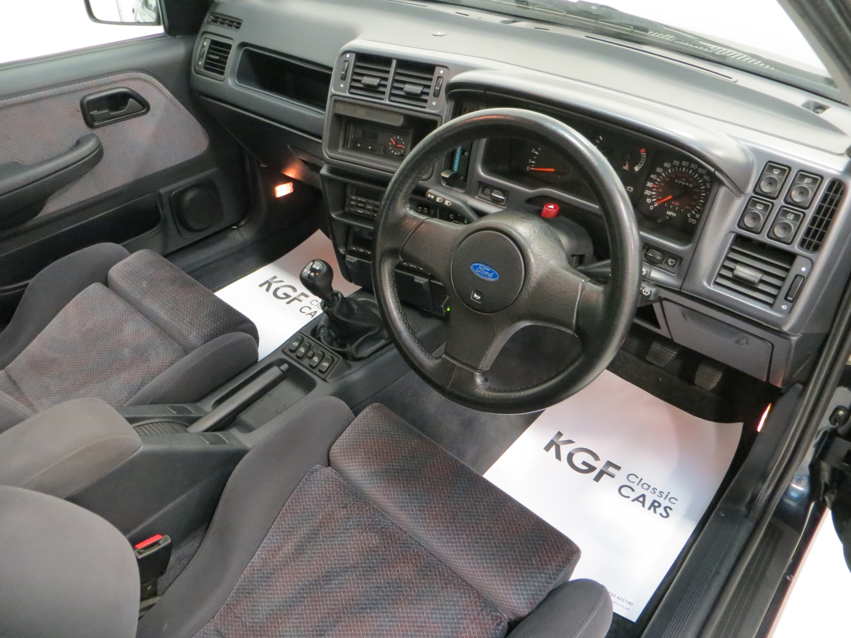 A Ford Sierra Sapphire RS Cosworth 37,516 Miles, SOLD!, PE1