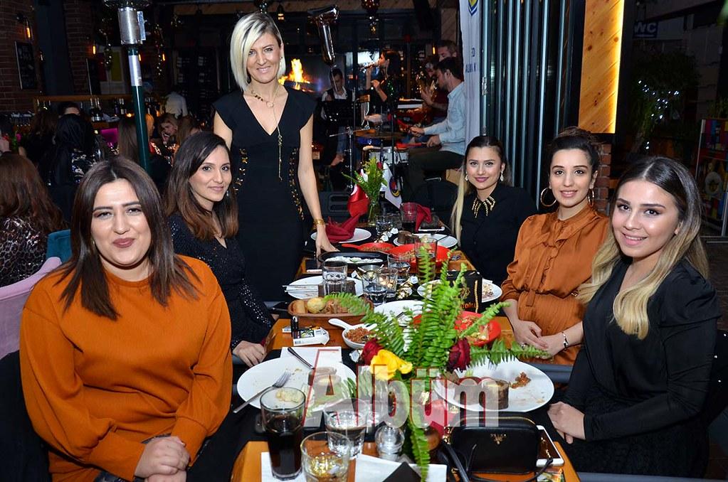 Betül Ebru Elçi, Suzan Sivri, Şefika Köşkoğlu, Merve Güven, Büşra Babaoğlu, Dilara İçmen