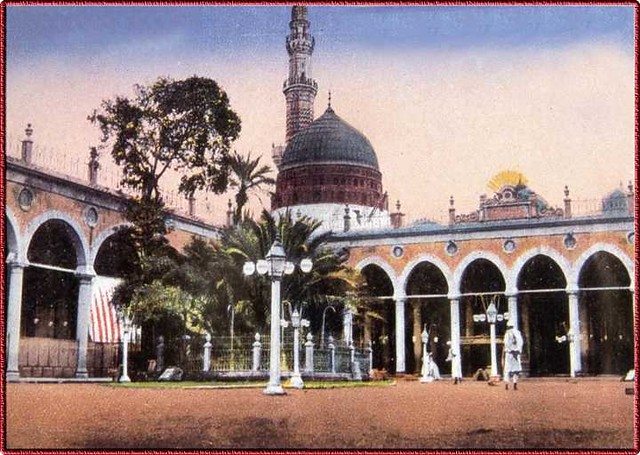 4855 10 Amazing Facts about the Green Dome of Masjid al Nabawi 06