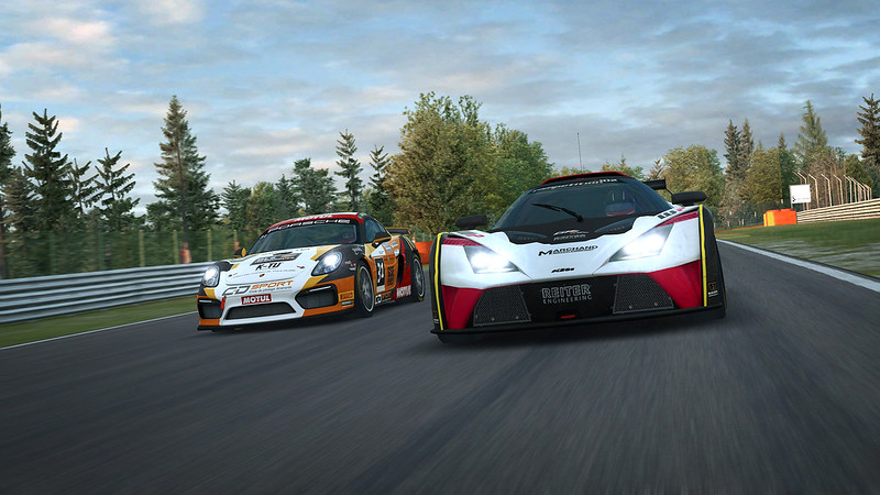 GT4 cars Available In Next Update