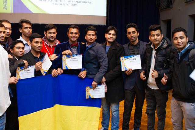 Презентація іноземними студентами КРОКу своїх країн / 16.11.2018