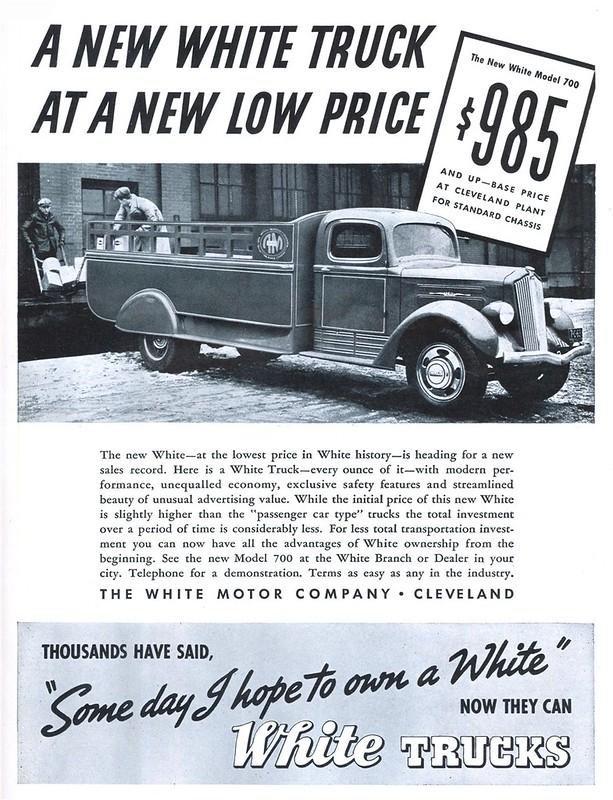 1937 White