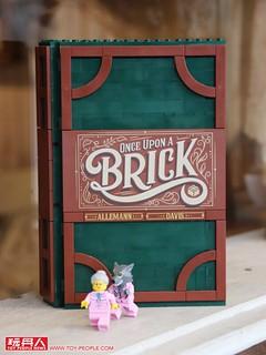 快來翻開滿滿的驚喜!! LEGO 21315 Ideas 系列【樂高立體書】LEGO Pop-Up Book 開箱報告