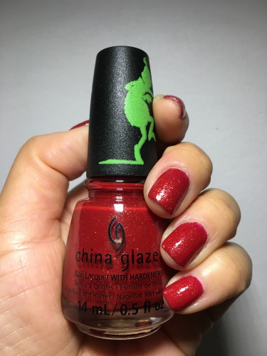 ho ho no5 top coat