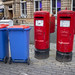 Post Boxes, Murray Place, Stirling