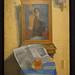Vladimir Ilych Malagis (1902-1974) On the Death of Clara Zetkin, 1933, oil on canvas, The Russian museum, St. Petersburg, Ж-9993 by Sergei P. Zubkov