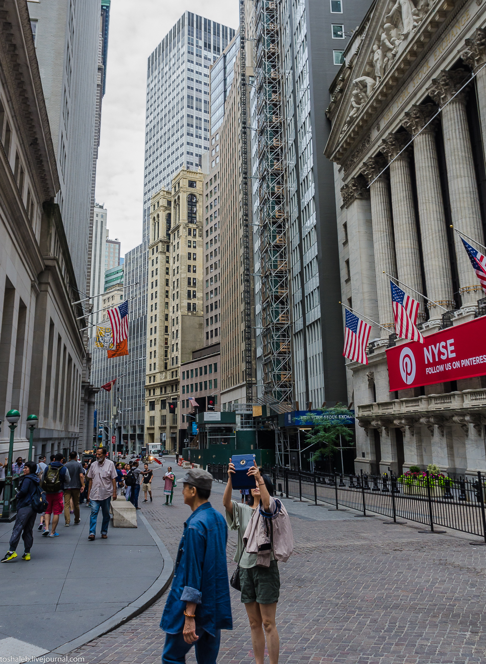 Нью-Йорк_Wall Street-26