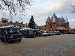 Politie/ME inzet tijdens Ajax - Bayern