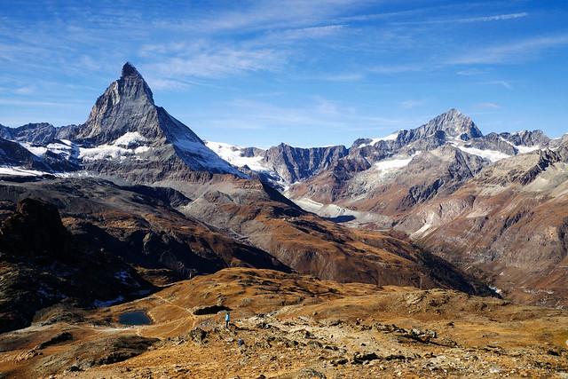 18-10-21-04 Zermatt Randonnee depuis, Panasonic DMC-G7, LUMIX G VARIO 12-60/F3.5-5.6