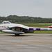 J1196_De_Havilland_DH100_Vampire FB6_(LN-DHY as VZ305_RAF)_SwissAF_Duxford20180922_4