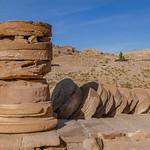 Afbeelding van Great Temple. petra jordanië المملكةالأردنيةالهاشمية jordan raqmu البتراء لواءالبتراء maangovernorate jo