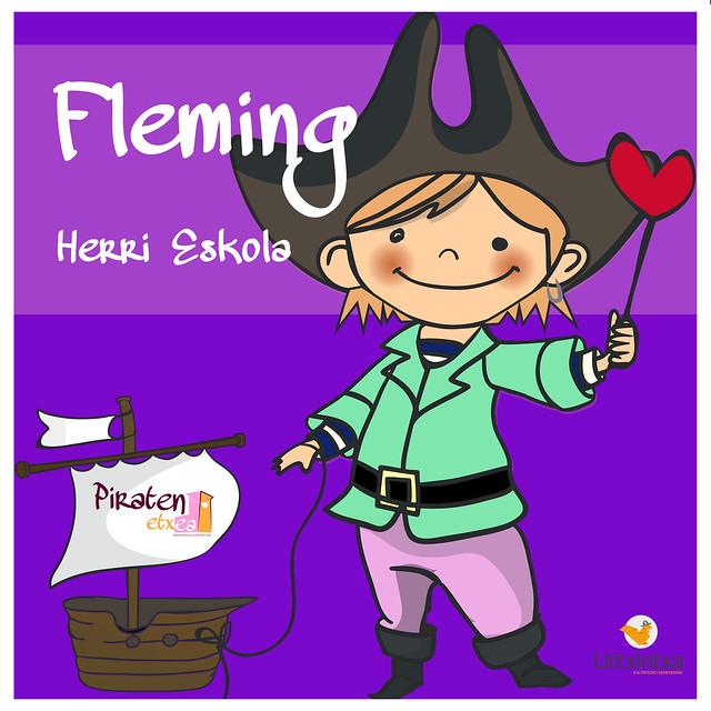 Pirata egonaldia-Fleming Herri eskola 2018-11-8/2018-11-9
