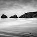 Ballydowane seascape by Pat Kelleher