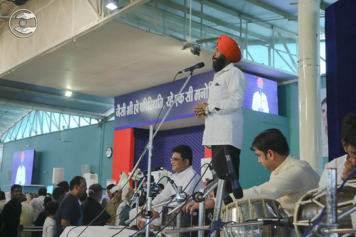 Devotional song by Balwinder Singh
