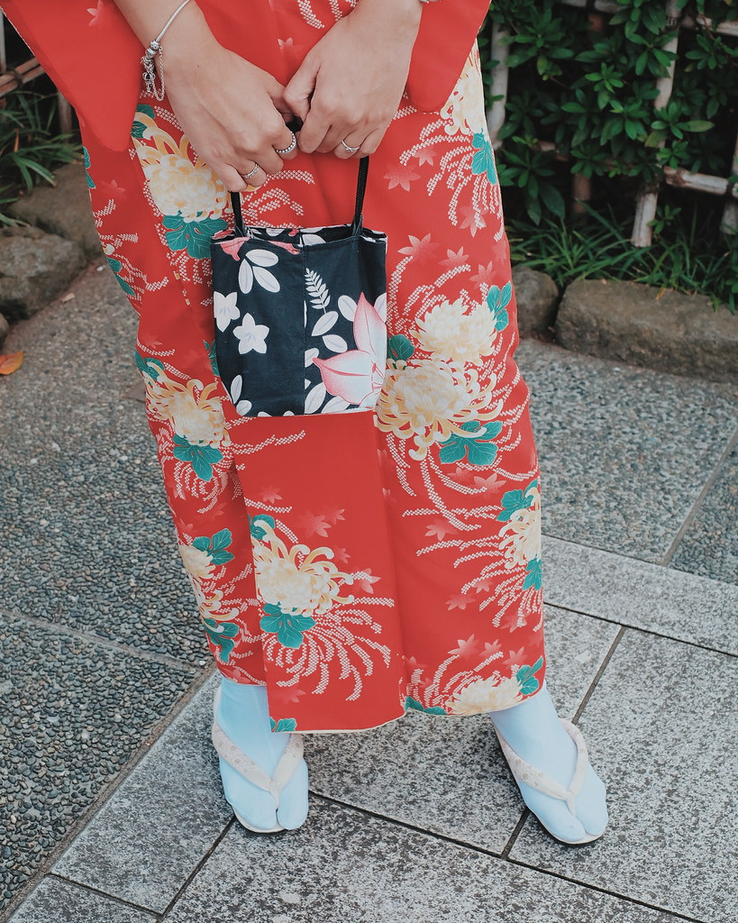 Bucket List: Kimono Experience Japan via Klook  Review