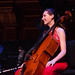 Lydia Rhea, 19, cello with Guest Artist Fred Hersch