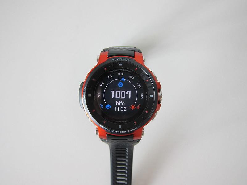 Casio WSD-F30 - Tool