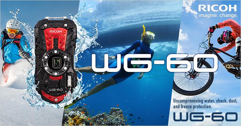 RICOH WG-60 – Product Brochure