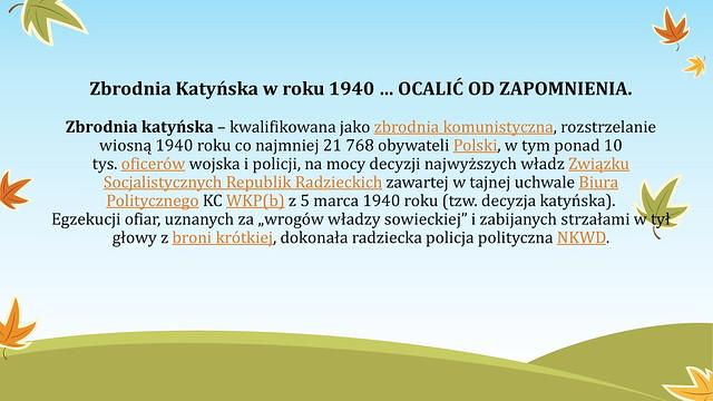 Zbrodnia Katyska w roku 1940 redakcja z października 2018_polska-05