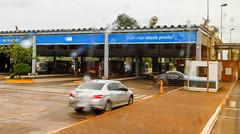 Argentina - Brazil border crossing