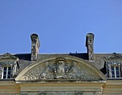 Fronton, Château de Kerguéhennec...Bignan