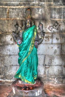 In praharam - Sri Aadhi Periyanayagi