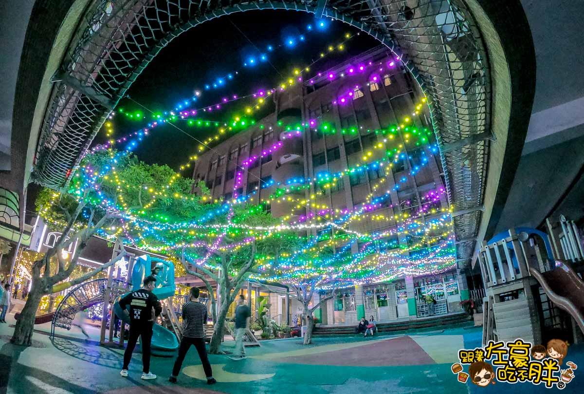 鹽埕教會聖誕節點燈-11
