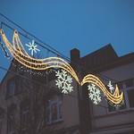 Neue Weihnachtsbeleuchtung Bad Segeberg - Schleswig-Holstein - Deutschland - 2018:12:17 16:46:43