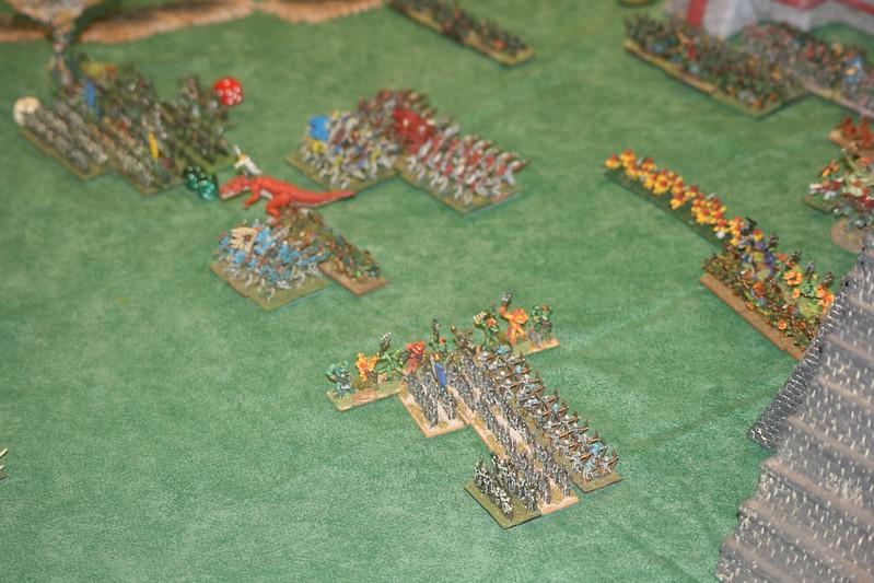 [4000 - Orcs+HL vs Khemri] La bataille des pyramides noires 46466197575_3c1d071091_c