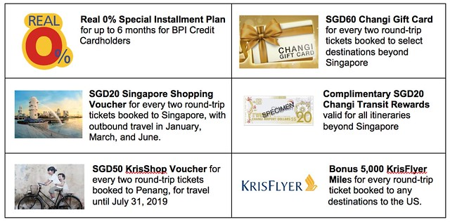 Singapore Airlines Exclusive Travel Offers 6th Annual Travel Fair