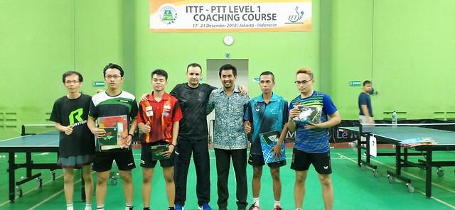 Jakarta - 2018 TTF/PTT Level One Course