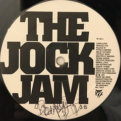 V.A.:ESPN PRESENTS THE JOCK JAM(LABEL SIDE-A)