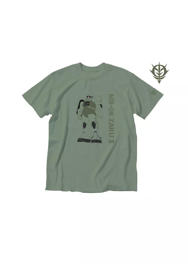 【台灣03月下旬開賣!】經典名場景穿上身!《機動戰士鋼彈》X Uniqlo 合作推出 40 週年紀念 T-shirt、限定配色鋼普拉特典!