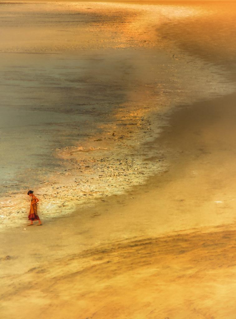 Te e il mare