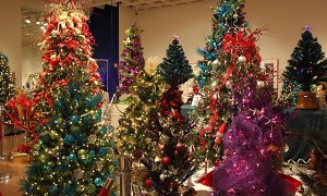 """The Festival of Trees"" at the Orlando Museum of Art"