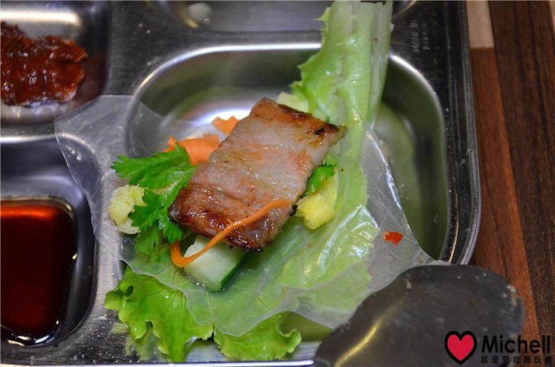 美豚生菜包肉 林森本店
