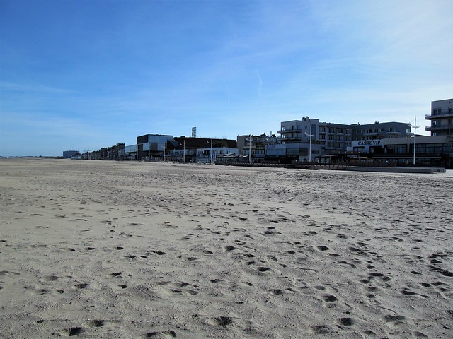 The Beach at Dunkirk.