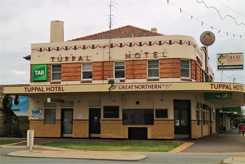 Tuppal Hotel, Finley, NSW