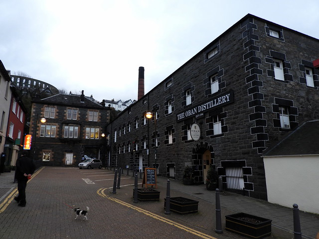 Oban Distillery