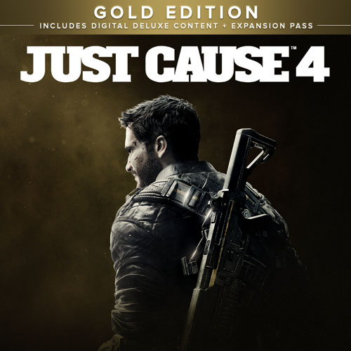 Just Cause 4 – Gold Edition