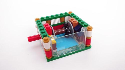 LEGO Seasonal Christmas Carousel (40293)
