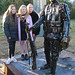 Norman Harvey VC & his Great Great Great Daughters