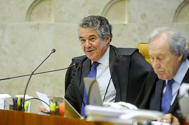 Supreme Court justice Marco Aurélio Mello has been on the bench since 1990 - Créditos: Wikimedia Commons