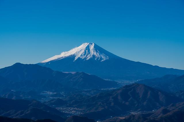 富士山@三ツ森北峰