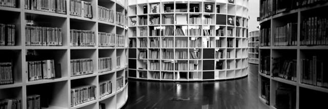 The Bendy Bookshelves