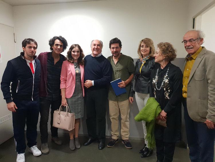"""Estreno de la comedia """"Galácticos"""" del autor algecireño Luis Felipe Blasco en el Teatro Florida"""