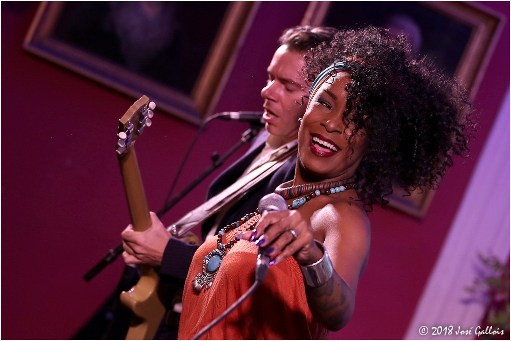 Kat Riggins & Her Blues Revival