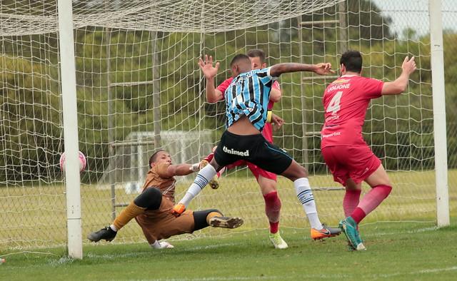 Copa Wianey Carlet (oitavas) - Grêmio x Inter-SM