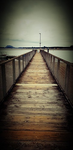 An old jetty
