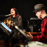 Thu, 25/10/2018 - 2:44am - Rosanne Cash Live in Studio A, 10.25.18 Photographer: Gus Philippas